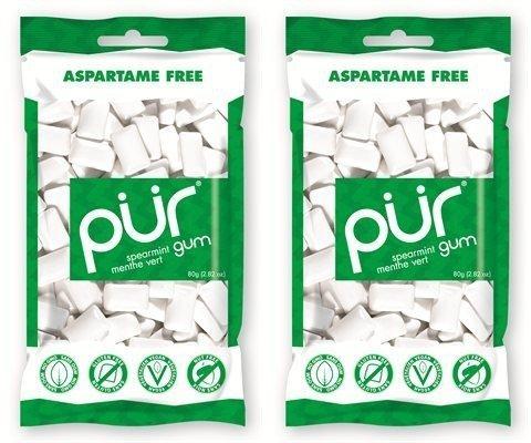 2-pack-pur-gum-pur-gum-spearmint-gum-bag-80g-2-pack-bundle