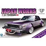 1/24リバティウォークシリーズNo.01LBワークス ジャパン4Dr