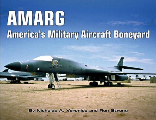 Image of AMARG: America's Military Aircraft Boneyard - A Photo Scrapbook