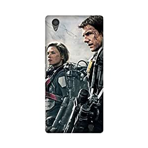 PrintRose Oneplus X back cover - High Quality Designer Case and Covers for Oneplus X Painting fighters