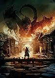 映画 ホビット 決戦のゆくえ ポスター 42x30cm 写真 The Hobbit: The Battle of the Five Armies Lord of the rings