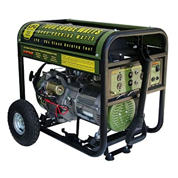 Sportsman 6000W/7000W LP Portable Generator