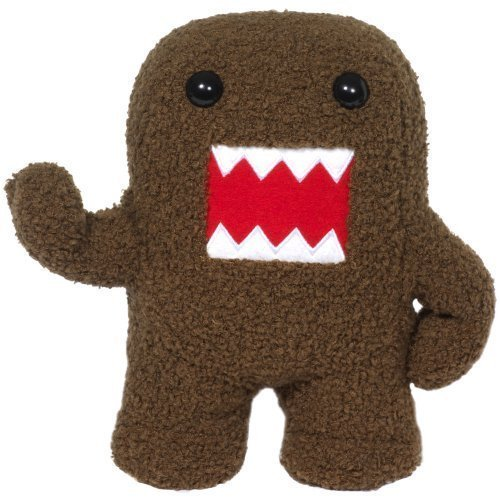 Domo Poseable Plush - Medium - 1