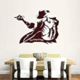 Hoopoe Decor The King of POP Wall Stickers and Decals