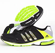 best service eff7a f24ee Buy Adidas Supernova Glide 4 Running Training Shoe - Black Silver Neon (Mens)  - 8.5