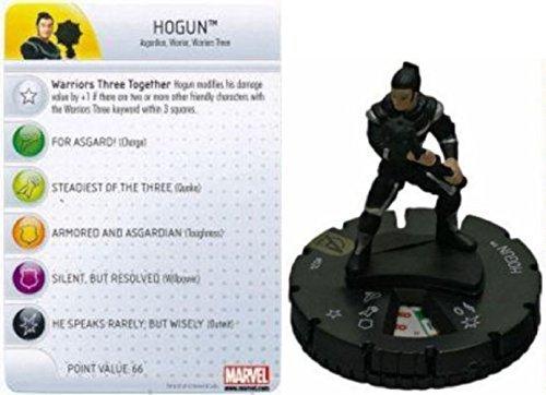 Heroclix Avengers Movie Hogun #024 Figure - 1