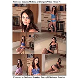 Northwest Beauties Modeling Video: Chloe #1