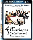 4 mariages et 1 enterrement - Combo Blu-ray + DVD [Blu-ray]