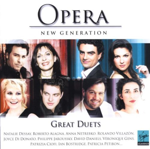NEW GENERATION GREAT DUETS - CD
