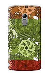 Lenovo Vibe K4 Note Cover, Premium Quality Designer Printed 3D Lightweight Slim Matte Finish Hard Case Back Cover for Lenovo Vibe K4 Note + Free Mobile Viewing Stand