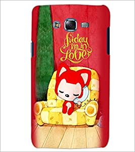 PrintDhaba Love D-5999 Back Case Cover for SAMSUNG GALAXY J7 (Multi-Coloured)