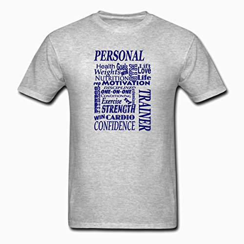 Personal Trainer Typography T Shirt (Medium) (Personal Training Shirts compare prices)