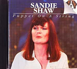 Sandie Shaw Puppet On A String Amazon Com Music