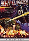 Sci-Fi Classics: The Brain That Wouldn't Die/The Giant Gila Monster/Attack Of The Giant Leeches/The Phantom Planet [DVD] [Region 1] [US Import] [NTSC]