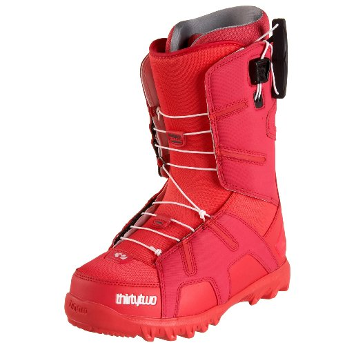 thirtytwo Women's Lashed FT Snowboard Boot,Pink,5 M US