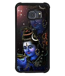 printtech Lord God Om Namah Shivaya Back Case Cover for Samsung Galaxy S6::Samsung Galaxy S6 G920