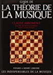 (Guide de) La th�orie de la musique
