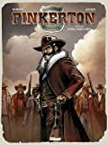 Pinkerton, Tome 1 : Dossier Jesse James 1875