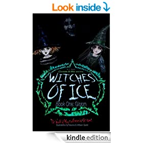 Cordelia & Mer and the WITCHES OF ICE  -Book One: Gloom