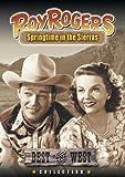 NEW Springtime In The Sierras (DVD)