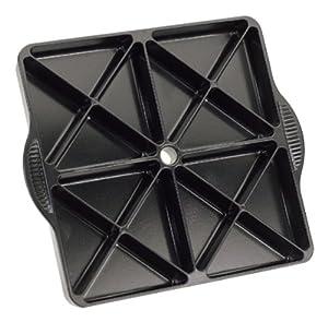 Amazon Com Nordic Ware Cast Aluminum Mini Scone Pan