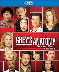 Grey's Anatomy: Season 4 [Blu-ray]