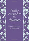 img - for Daily Wisdom for Women 2017 Devotional Collection book / textbook / text book