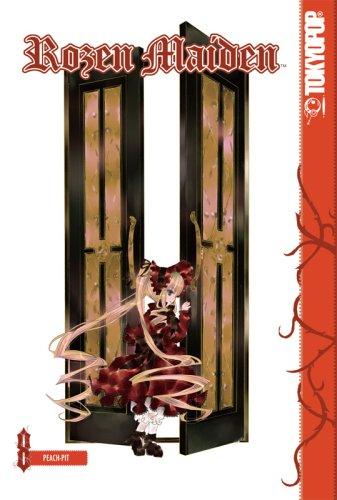 ローゼンメイデン コミック8巻(完) (英語版)