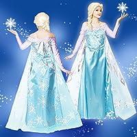 アナと雪の女王の仮装