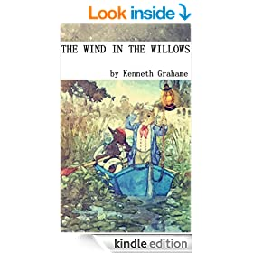 The Wind in the Willows[Illustrated]