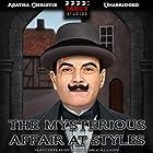 The Mysterious Affair at Styles Hörbuch von Agatha Christie Gesprochen von: David McCallion