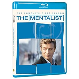 The Mentalist: The Complete First Season [Blu-ray]
