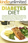 Diabetes Diet: 7 Day Well-Balanced Di...