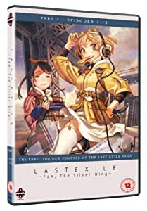 Last Exile: Fam, The Silver Wing Part 1 DVD