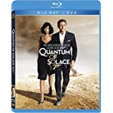 Quantum of Solace (Blu-Ray + DVD Combo) ~ Daniel Craig