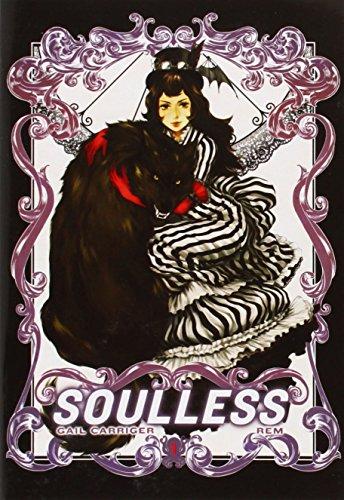 Soulless: The Manga, Vol. 1 (The Parasol Protectorate Manga)