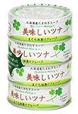 伊藤食品 美味しいツナ油漬けフレーク 80g×4缶