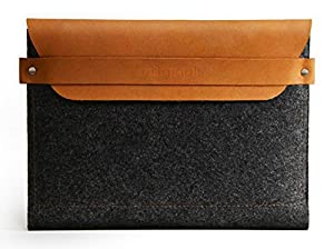 MUJJO IPad 2-3 Sleeve - Brown