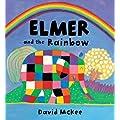 Elmer and the Rainbow Board Book