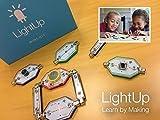 磁石で接続 電子回路作成キット LightUp mini kit アプリと連動で電気の流れを可視化!