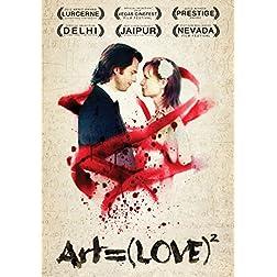 Art = (love)²
