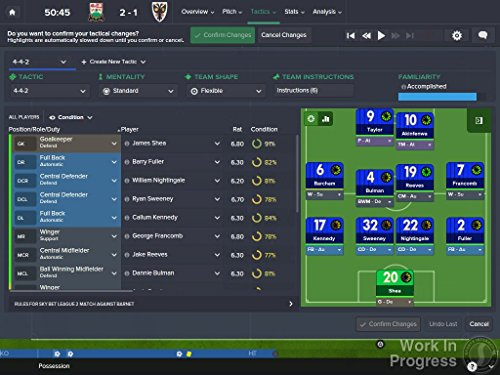 Football Manager 2016  galerija