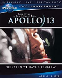 Apollo 13 (1995) (Universal's 100th Anniversary Edition) [Blu-ray + DVD + Digital Copy]