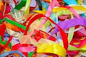 Bänder, Geschenkbänder, verschiedene Farben, 25g