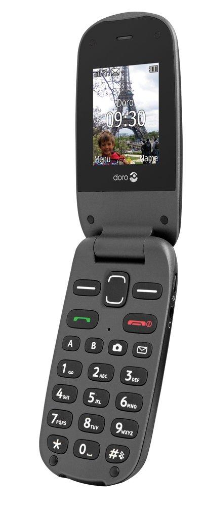 T�l�phone GSM DORO PHONEEASY 607 NOIR