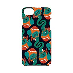 BLUEDIO Designer Printed Back case cover for Apple Iphone 7 - G0486