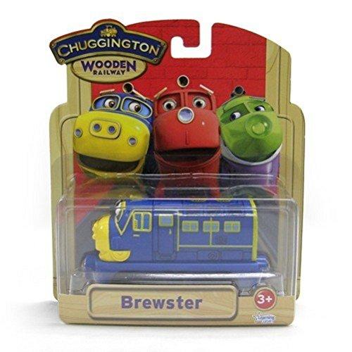 Chuggington Wooden Railway Brewster
