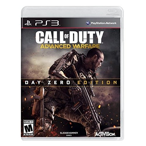 Call Of Duty: Advanced Warfare Day Zero Edition | PlayStation 3 (Playstation Advanced Warfare compare prices)