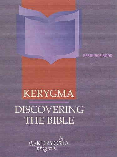 Discovering the Bible Resource Book