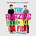 The Amazing Book Is Not on Fire: The World of Dan and Phil (       UNABRIDGED) by Dan Howell, Phil Lester Narrated by Dan Howell, Phil Lester